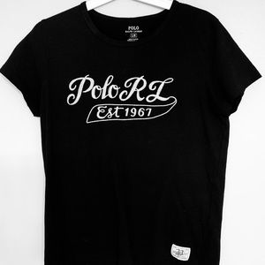 Polo by Ralph Lauren Jersey Style T-shirt